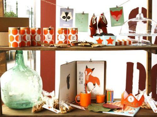 Láminas personalizadas y cartelería para Coton Et Lavande